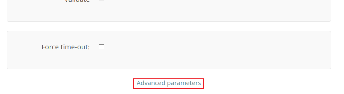 Setting QoS parameters on Internet plans – Help Center