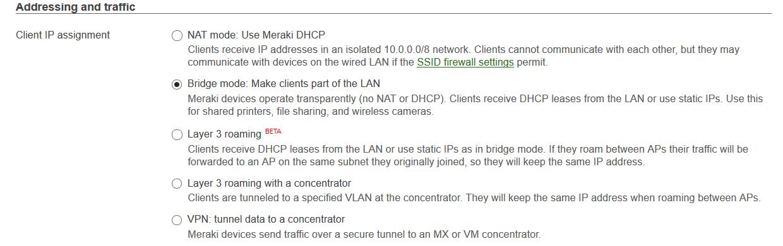 Cisco Meraki (MR series) – Help Center
