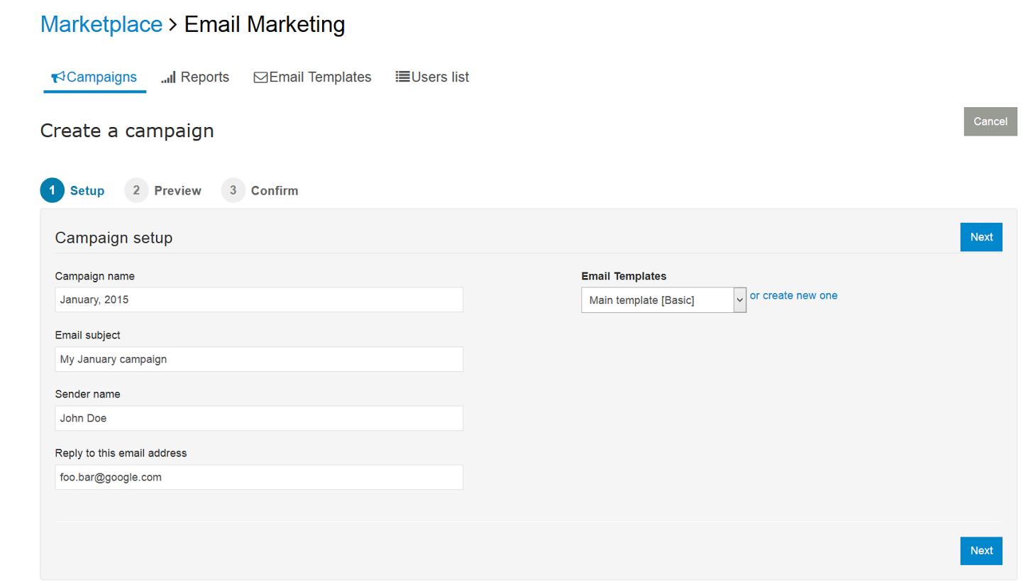 Email Marketing Help Center